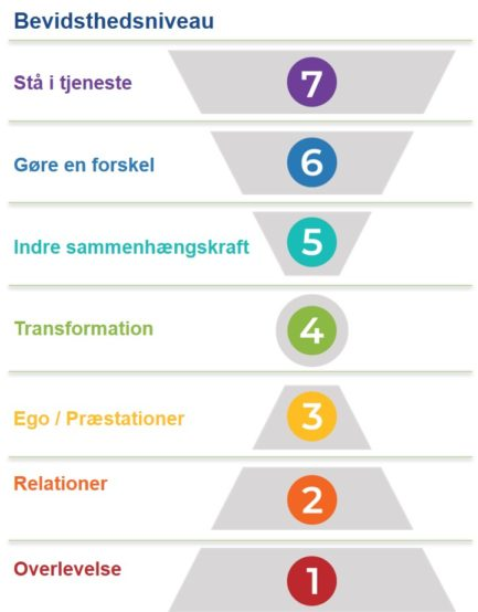 Teams 7 bevidsthedsniveauer